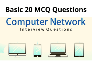 Computer Networks MCQ