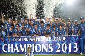 IPL 2013 Season 6 Winner Team Mumbai Indians with Complete Match  Information | Winners List