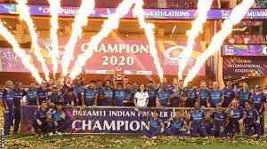 IPL 2020: Mumbai Indians beat Delhi Capitals to win fifth title - BBC Sport