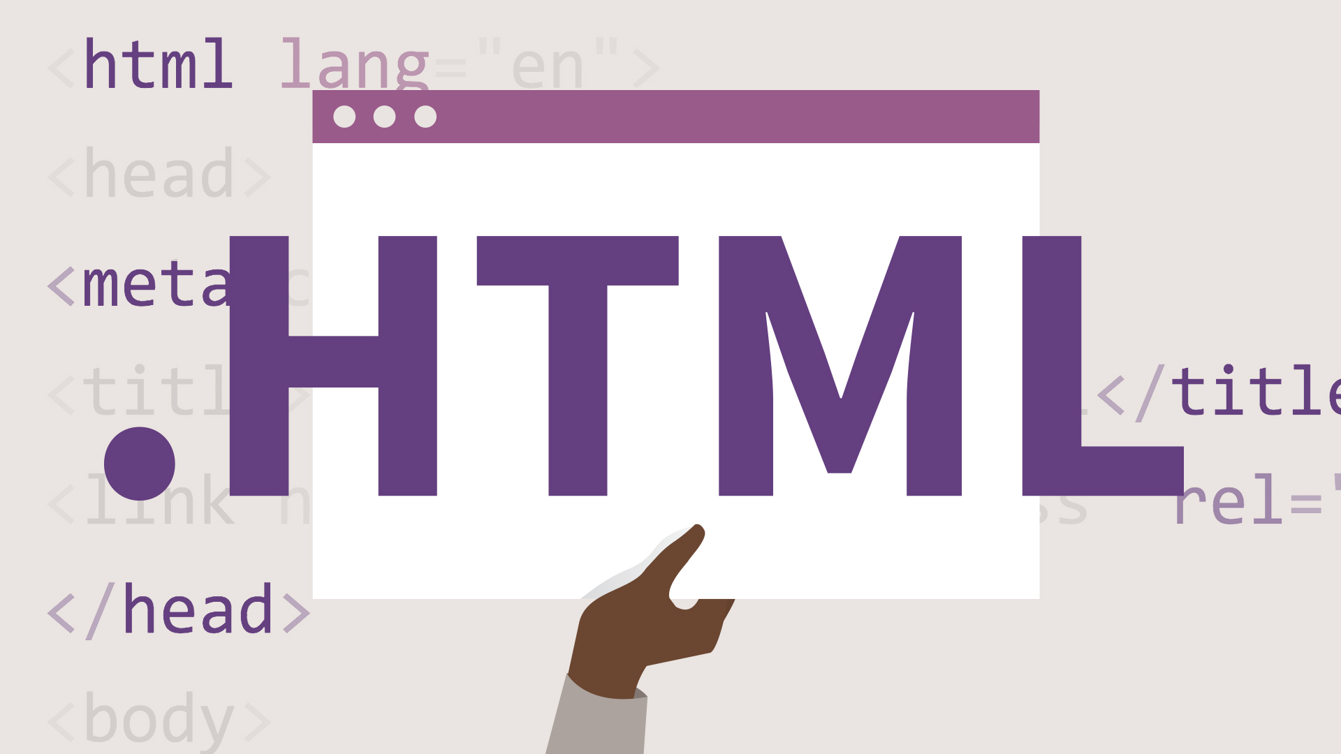 html course