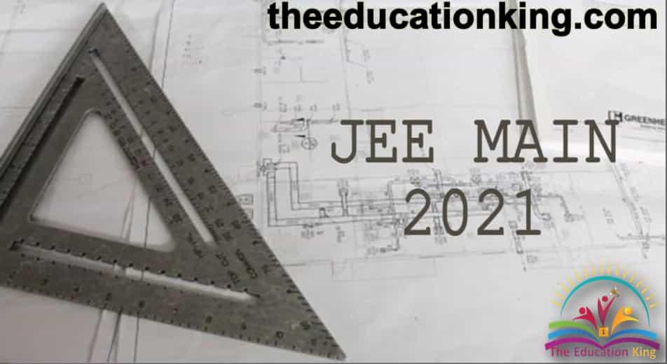 NTA JEE MAIN Phase III April Admit Card