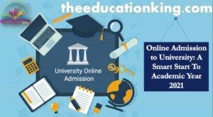 NTA NEET Online Admission 2021