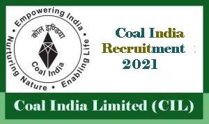 CIL(Coal India Ltd) 2021